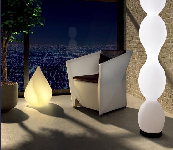 LED Illuminated Sofa FCO LE090