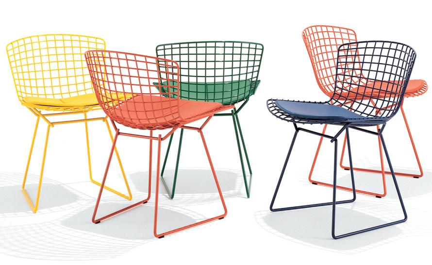 PRODUCT Modern Classic Furniture Harry Bertoia outdoor rattan furniture m