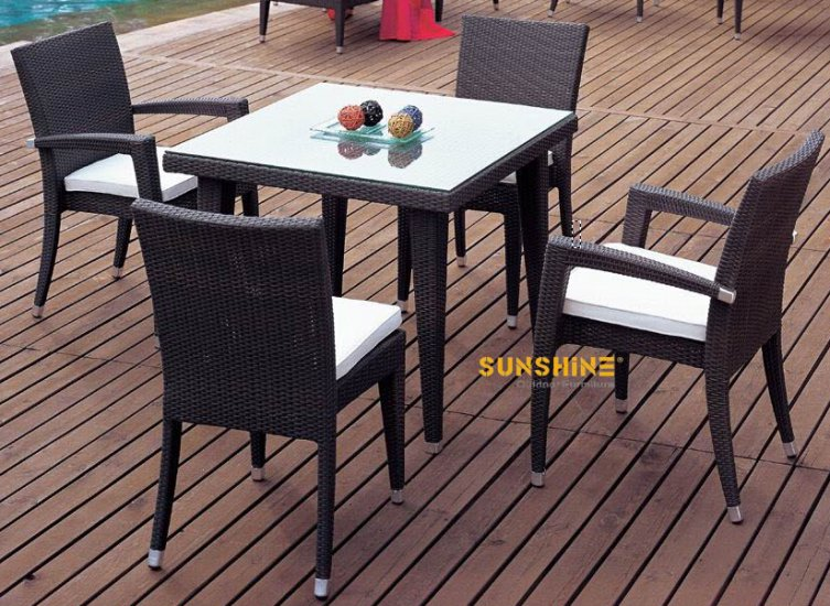 Commercial Rattan Furniture FCO-2098