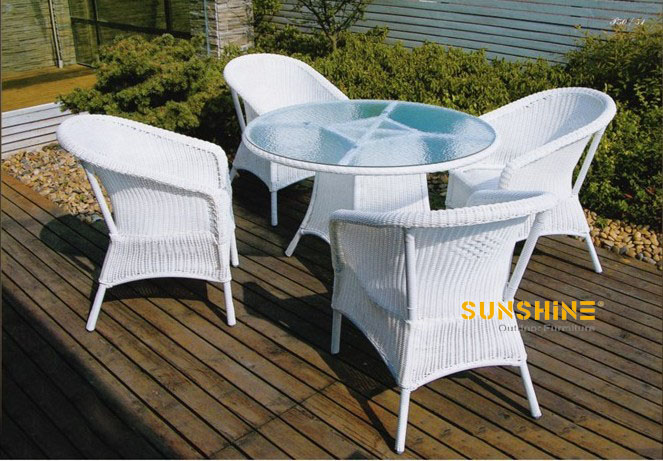 Commercial Rattan Furniture FCO-2097B